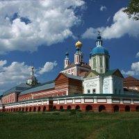 Рождество-Богородицкий Санаксарский монастырь (Мордовия) :: Yury Mironov