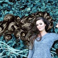Mermaid :: Полина Алексеева