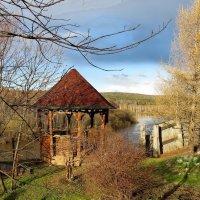 Весна в деревне :: Пётр Сесекин