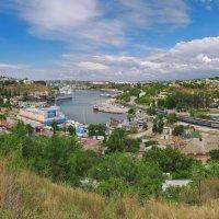 Над Южной бухтой :: Игорь Кузьмин