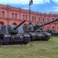 Санкт-Петербург, Артиллерийский музей :: Александр Дроздов