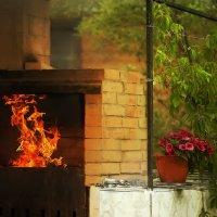 ..посмотри на огонь, услышишь свою сказку.. :: Галина Юняева