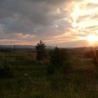 Закат. :: Игорь Бойко