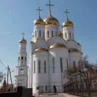 город Брянск,  Свято-троицкий кафедральный собор :: Александр Варфлусьев