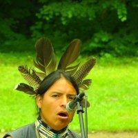 индеец Чили :: Михаил Жуковский