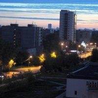Ночной Новосибирск :: Антон Бояркеев