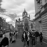 Edinburgh, Royal Mile :: SvetlanaLan .