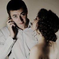 Настя с мужем :: Anna G