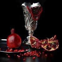 Красный изумруд :: Lena Girey