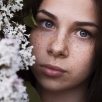 Портрет девушки :: Екатерина Быкова