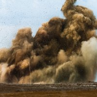 Буро-взрывные работы 2 :: Igor V. Ten