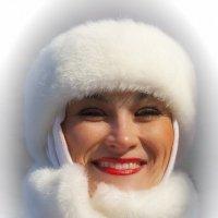 Зимний портрет :: Цветков Виктор Васильевич