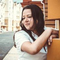 слушая тишину пустых улиц :: Ника Винницкая