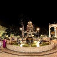 ночной парк в Баку :: ☆VIP club☆ КОРОЛЕВА КРАСОТЫ