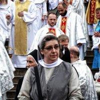 Католическая монахиня :: Владимир Бровко
