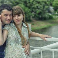 на мосту :: Евгений Мадзинов