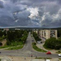Перед дождём :: Вячеслав Овчинников