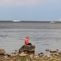 У моря :: Светлана Дмитриева