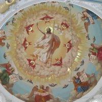 Купол Воскресенского собора :: Маера Урусова