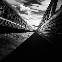 Короткая остановка ... :: Дмитрий Призрак