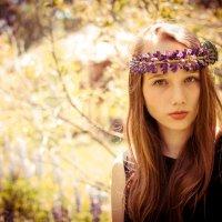 в летнем саду :: Вера Аверьянова