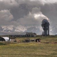 Обсерватория на плато Ассы :: Максим Зайцев
