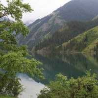 Кольсальское озеро :: Максим Зайцев