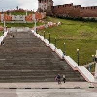 Чкаловская лестница :: Day3ty