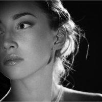 Портрет в стиле Noir :: Dalliya Elle