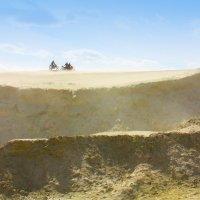 Сказка в песках :: Светлана Каракулова
