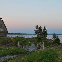 Белые ночи на Белом море :: Анастасия Смирнова