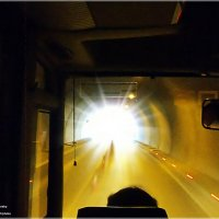 Свет в конце туннеля... :: Валерий Викторович РОГАНОВ-АРЫССКИЙ