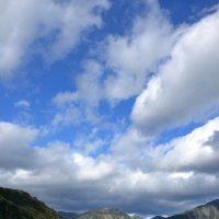 По дороге с облаками :: Иван Гуренко