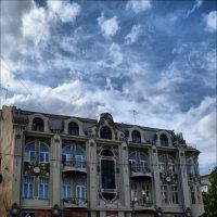 Бывший доходный дом :: Татьяна Кретова