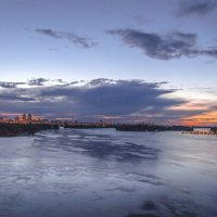Красивый закат :: Роман Романенко