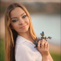 Истинная красота расцветает в сердце и отражается в глазах :) :: Алексей Латыш
