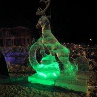 "Скульптура ""Чудо Севера"" :: Дмитрий Ерохин"