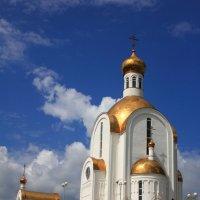 Церковь-часовня Даниила Ачинского :: Olga Kuriganova