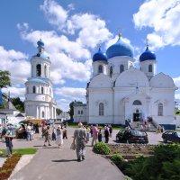 Свято-Боголюбский монастырь (2) :: Владимир Клюев