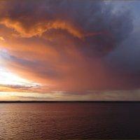 Дивлюсь я на небо... :: Ната Волга