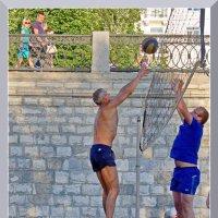 Волейболисты :: Арсений Корицкий