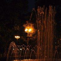 У фонтана :: Инна Кирвякова