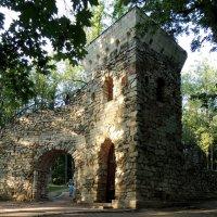 «Башня – руина» :: Александр Качалин