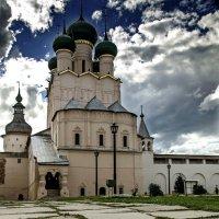 Ростов-Великий :: ник. петрович земцов