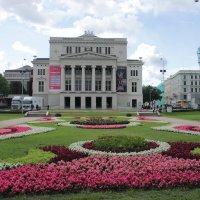 Рижская национальная опера :: Борис Гребенщиков