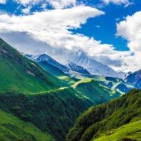 Кавказский хребет :: Angelica Po