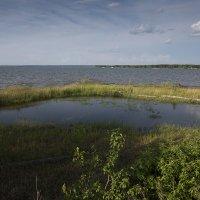 Море. Остров. Озеро. :: Александр Гурьянов