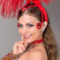 Бразильская танцовщица :: Владимир Саблин