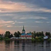Красота родного края на закате дня :: Galinka *K