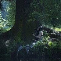 Фото -пленер-Русалки :: Валерий Стогов